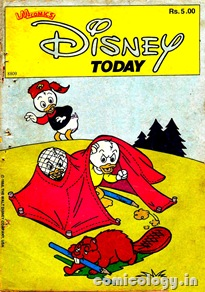 LM Comics Disney Today 8809 150588