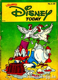 LM Comics Disney Today 9115 150891