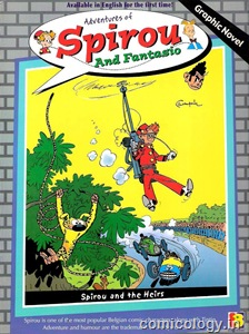 EB S&F 04 - Spirou and the Heirs