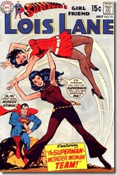Superman-Wonder-Woman-Lane Love Triangle