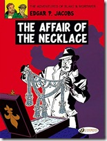 Blake and Mortimer 7 - The Affair of the Necklace