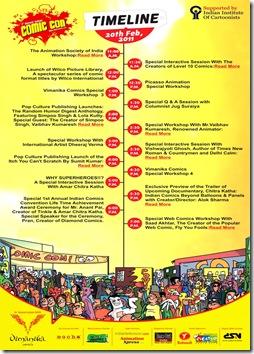 Comic Con India 20 Feb 10