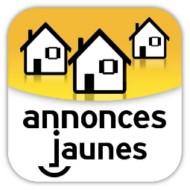 application AnnoncesJaunes Immobilières pour iPhone