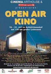 Open Air Kino in Osnabrück