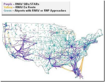 RNP Map