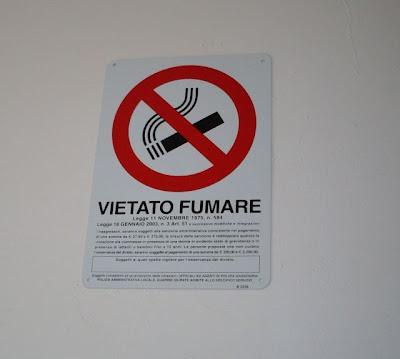 Image of Vietato fumare