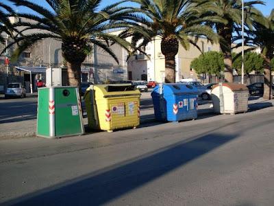 Image of Raccolta differenziata dei rifiuti