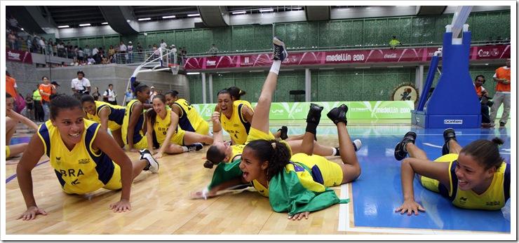 Oro en Baloncesto Femenino