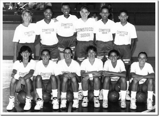 Equipe Consteca 1991
