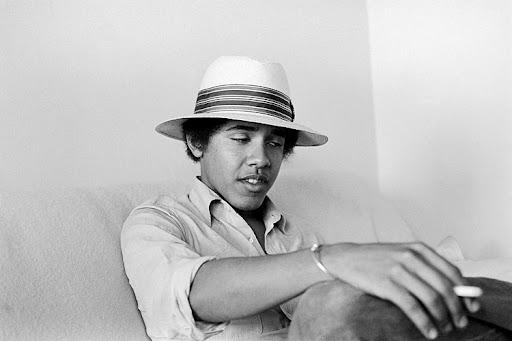 Obama student