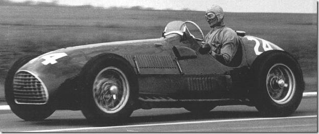 F1DataBase - Peter Whitehead, Ferrari - França 1951