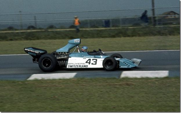 F1DataBase - Gérard Larrousse - França 1974