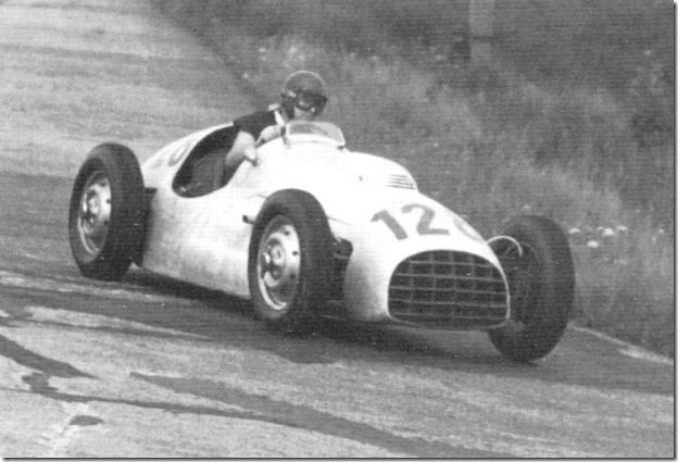 F1DataBase - Hans Klenk - Alemanha 1952