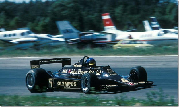 F1DataBase - Ronnie Peterson, Lotus - Suécia 1978