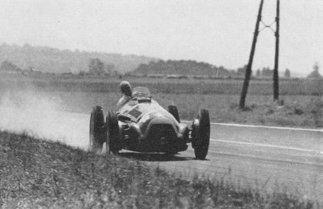 F1DataBase - Juan Manuel Fangio - França 1951