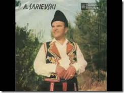 Александар Сариевски - Αλεξάνταρ Σαρίεβσκι