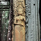 Bayon 2049 The Bayon Goddesses Devata of King Jayavarman VII