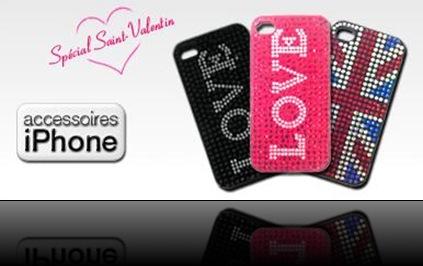 vente privée accessoires iPhone