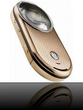 Motorola Aura en diamant