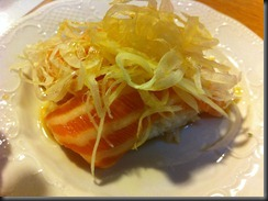 Yoshi's Salmon Sushi Marbled 4 033111