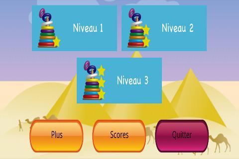 Moving Pyramid