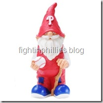 Phillies Gnome