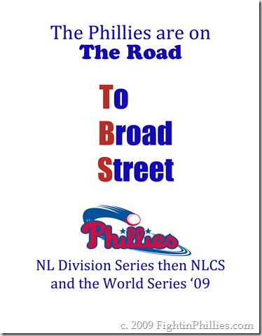 Phillies Banner