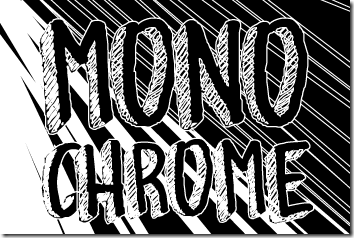 The Official Foldees Blog Yay The Monochrome Greeting