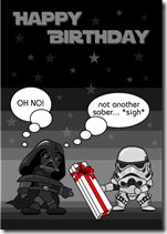 star wars birthday vader stormtroopers gift