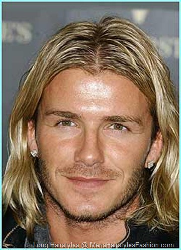 david beckham hairstyle 2011. Cool Hairstyle – Long