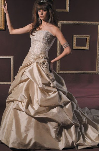 Prom Wedding Dress / Bridal Gown Design