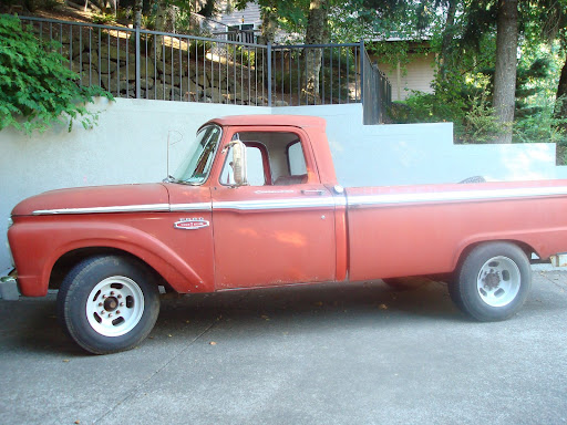 noob with a '66 F250 Custom Cab - Ford Truck Enthusiasts Forums