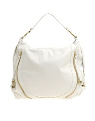 wht slouch bag
