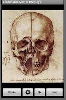 Screenshot of Renaissance Master Drawings