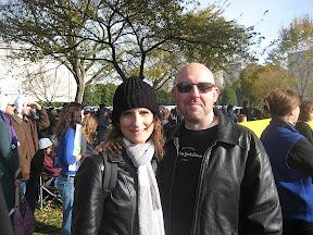 Jon Stewart Rally