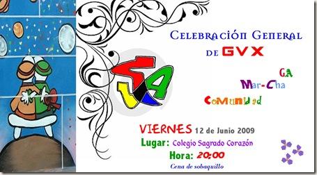 Celebracion GVX