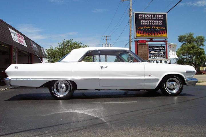 Chevrolet impala modelo 58 al 64 pa todos los gustos taringa