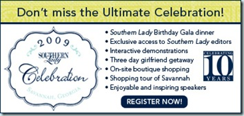 celebration southerrn lady