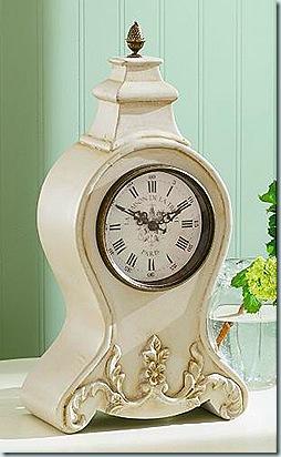 cottage clock