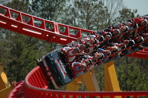 intimidator 305 theme park review image search results