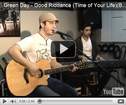Green Day - Good Riddance by Boyce Avenue