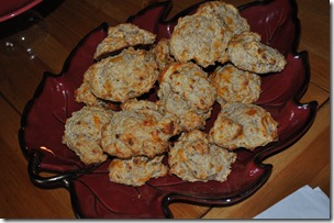 Garlic Cheese Biscuits 001