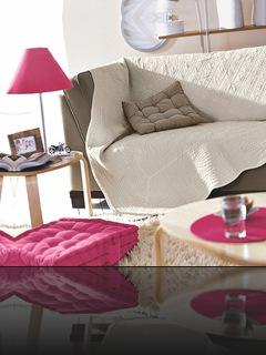 coussin de sol décoratif design