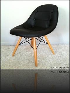 1000 deco chaise design pas cher. Black Bedroom Furniture Sets. Home Design Ideas