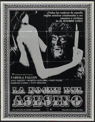 Curse of the Devil (El Retorno de Walpurgis / The Return of Walpurgis, aka Return of the Werewolf) (1973, Spain) movie poster