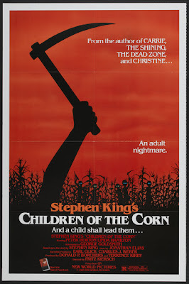 Children of the Corn (1984, USA) movie poster