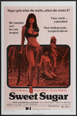 Sweet Sugar (1973, USA) movie poster