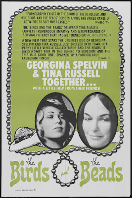 The Birds and the Beads (1973, USA) movie poster