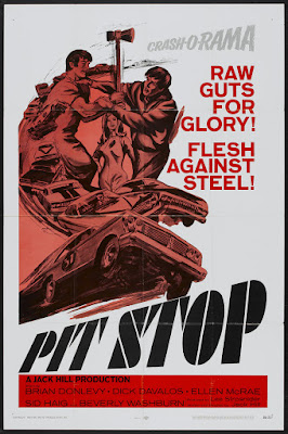 Pit Stop (1969, USA) movie poster