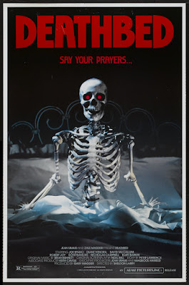 Deathbed (aka Terminal Choice) (1985, Canada) movie poster